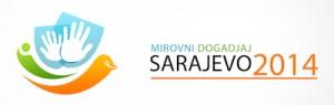Sarajevo 2014 logoPeaceEvent
