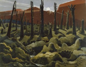 Paul Nash: We Are Building A New World