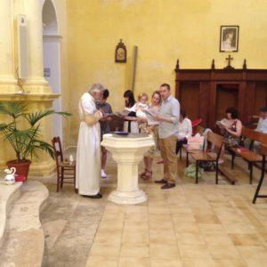 Ciutadella baptism 1