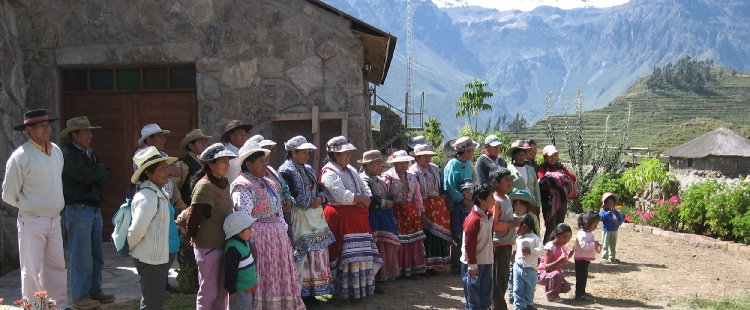 Peru - Anglican